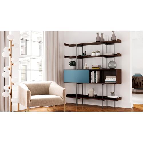 BDI Furniture - Margo 5201 Shelf in Toasted Walnut Marine