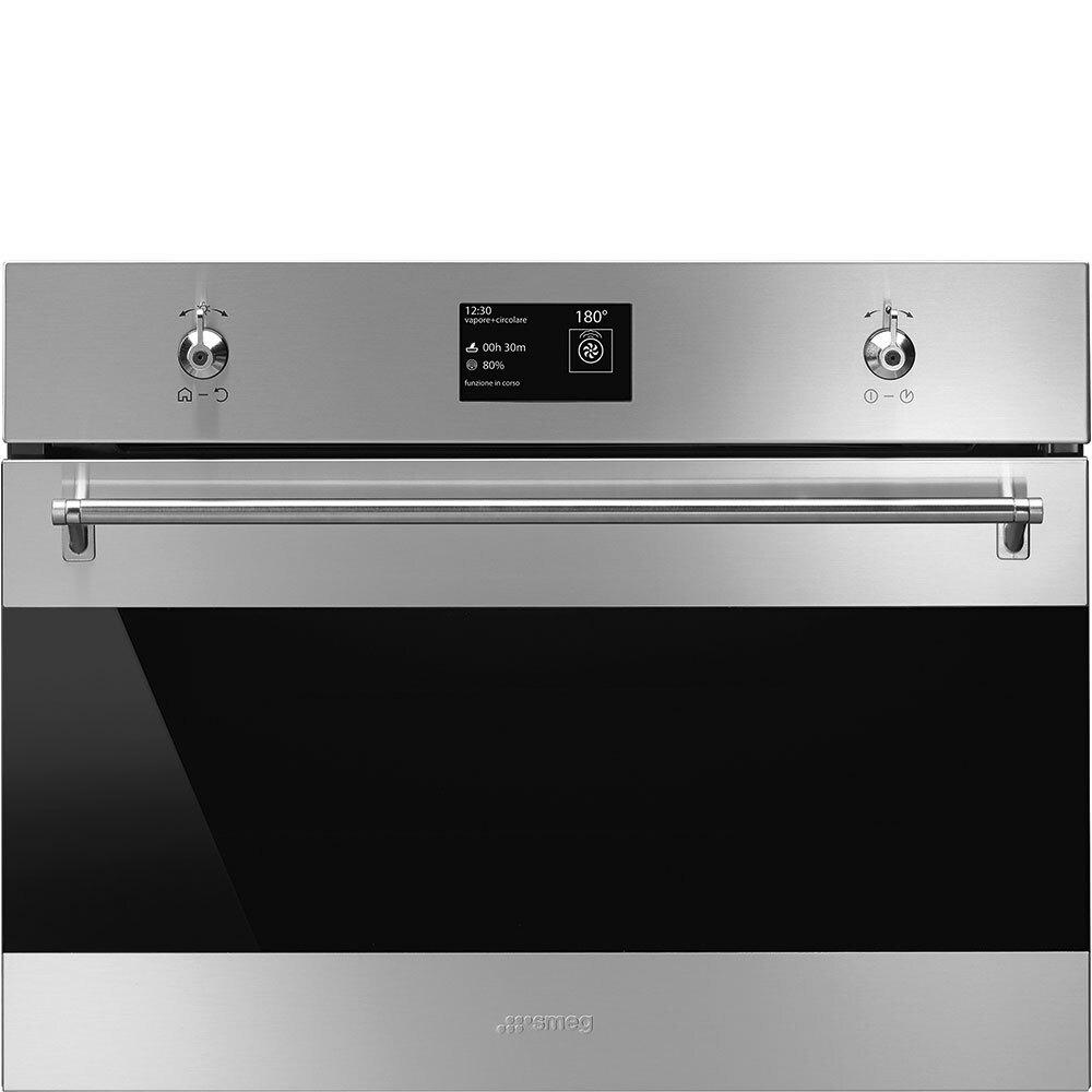 SmegOven Stainless Steel Sfu4302vcx