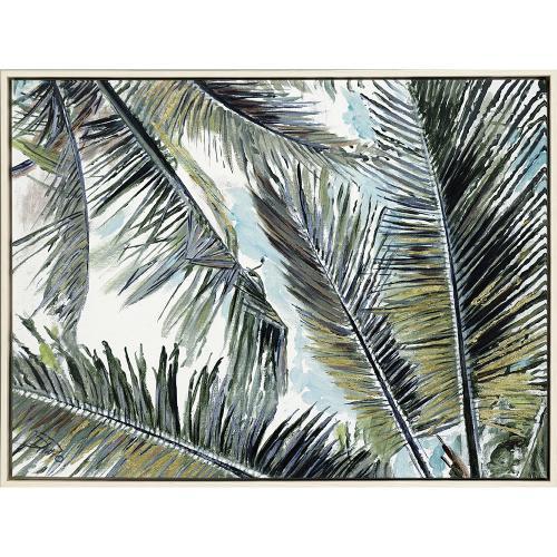 Palms in the Sky