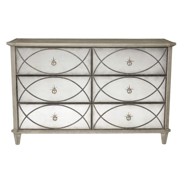 See Details - Marquesa Dresser in Gray Cashmere (359)