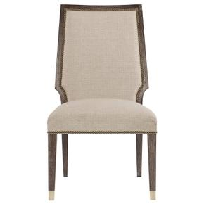 Clarendon Side Chair in Arabica (377)