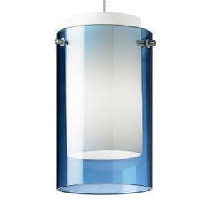 Tech Lighting - Steel Blue Mini Echo Pendant