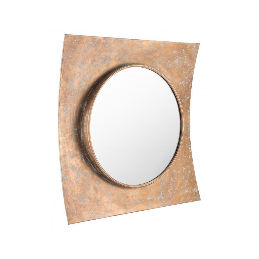 Cuadrado Mirror Gold