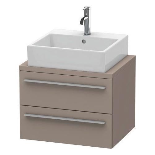 Duravit - Vanity Unit For Console Compact, Basalt Matte (decor)