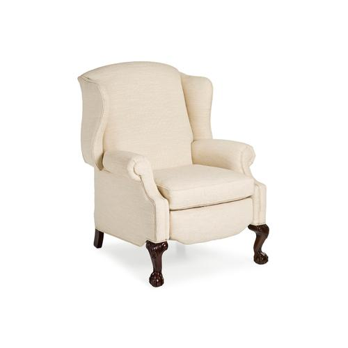 Hancock and Moore - 1004-PRB STERLING WING CHAIR POWER RECLINER W/BATTERY