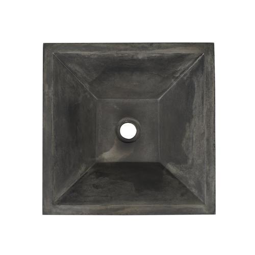 Radam Above Counter Basin - Dusk Gray