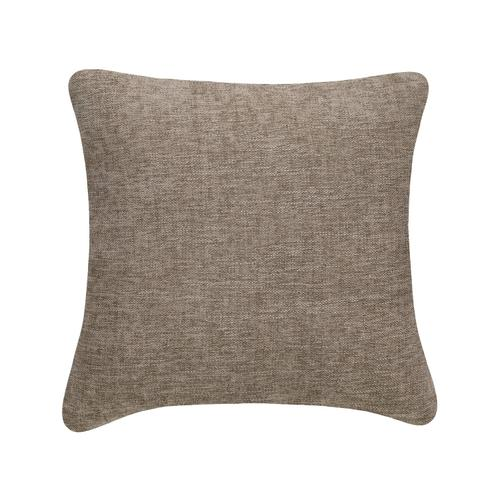 Chevon Cushion - Beige / 100% Duck Feather