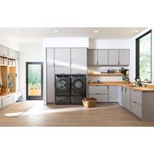 View Product - Front Load Perfect Steam™ Electric Dryer with Predictive Dry™ and Instant Refresh - 8.0 Cu. Ft.