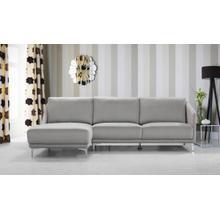 See Details - Divani Casa 0734 - Modern Fabric Sectional Sofa
