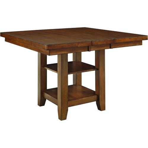 Gallery - Canyon High Top Table in Pecan