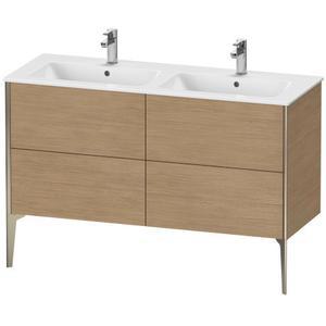Vanity Unit Floorstanding, European Oak (decor)
