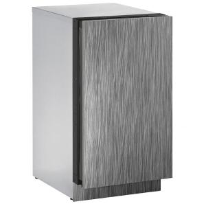 """U-Line3018clr 18"""" Clear Ice Machine With Integrated Solid Finish, No (115 V/60 Hz Volts /60 Hz Hz)"""