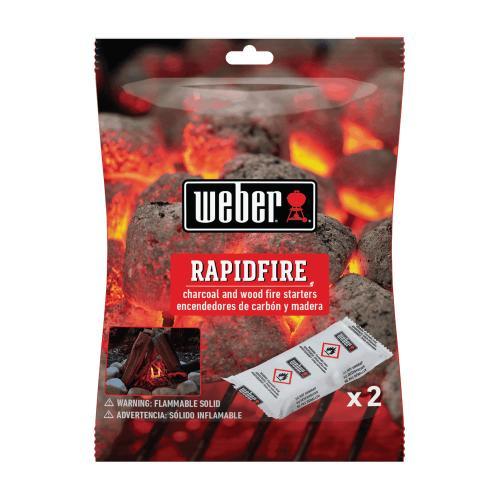 Weber Rapidfire Fire Starters