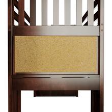 See Details - Cork board - Espresso