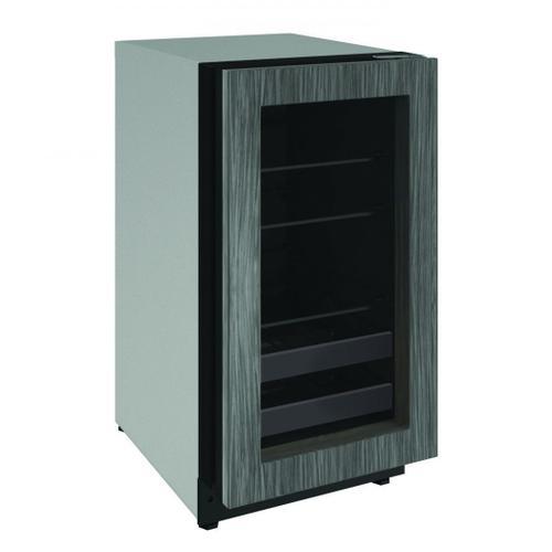 "2218bev 18"" Beverage Center With Integrated Frame Finish and Field Reversible Door Swing (115 V/60 Hz Volts /60 Hz Hz)"