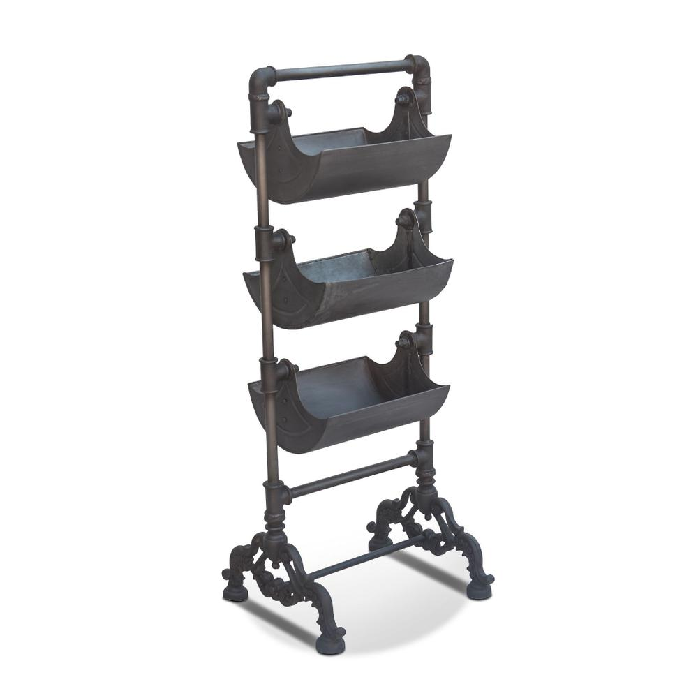 See Details - Old Mill Small Iron Shelf