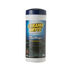 GECerama Bryte(R) Touchups Wipes