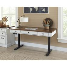 See Details - Electric Sit/Stand Desk Top
