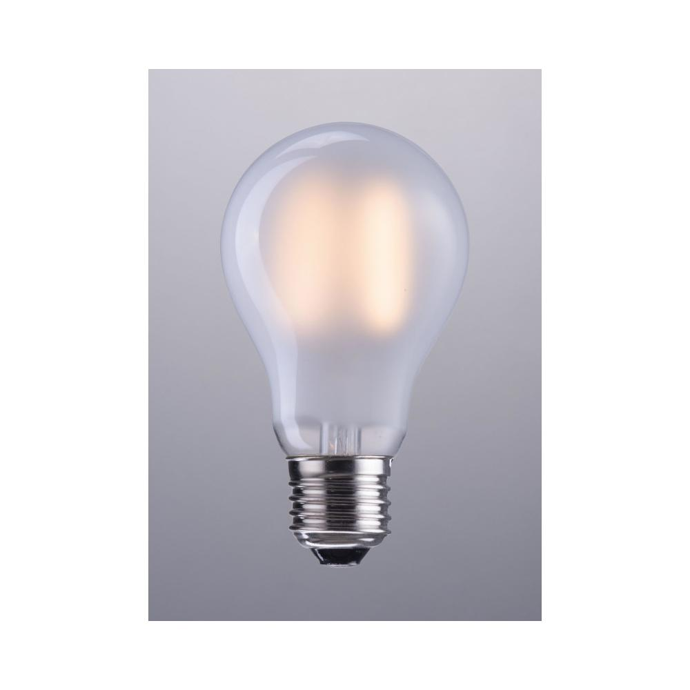 E26 A19 2w Led 100 X 60 Mm Frosted White