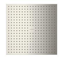 Stainless Steel Optic Overhead shower 300/300 2jet ceiling