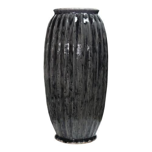 Corbis Vase Dark Blue