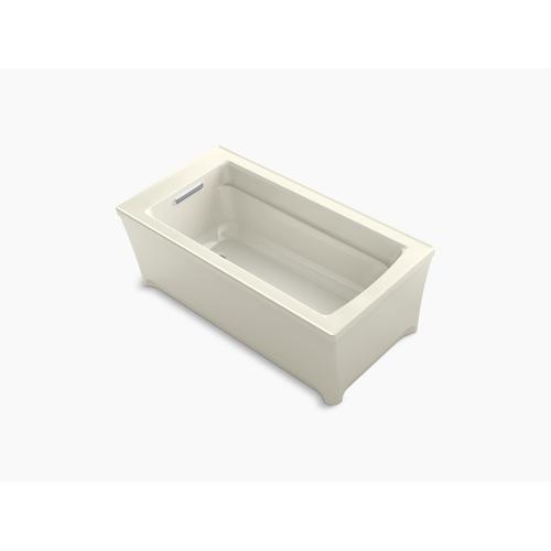 """Biscuit 62"""" X 32"""" Freestanding Bath"""
