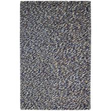 Pebbles Indigo - Rectangle - 4' x 6'