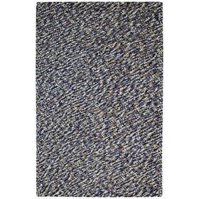 Pebbles Indigo - Rectangle - 4' x 6'