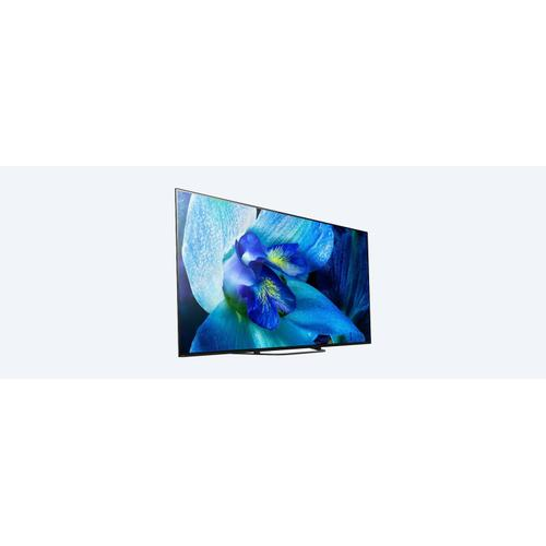 Sony - A8G  OLED  4K Ultra HD  High Dynamic Range (HDR)  Smart TV (Android TV)