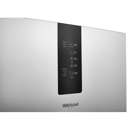 24-inch Wide Bottom-Freezer Refrigerator - 12.9 cu. ft.