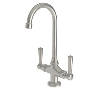 Satin Nickel - PVD Prep/Bar Faucet