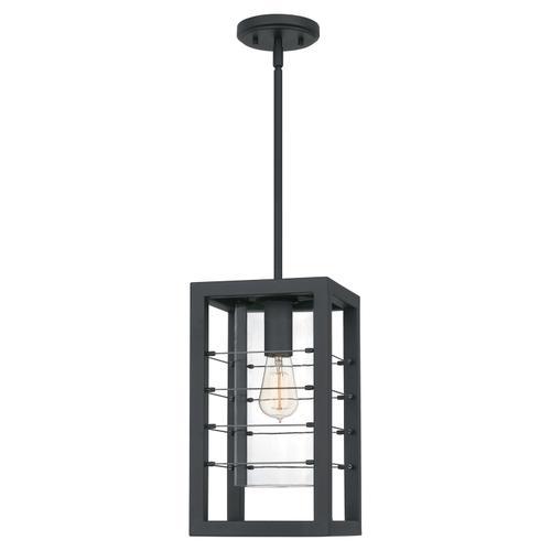 Quoizel - Bimini Outdoor Lantern in Earth Black