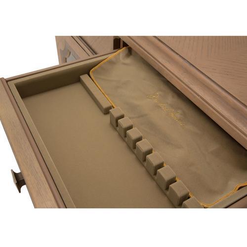 Sideboard W/wall Mirror Desert Sand