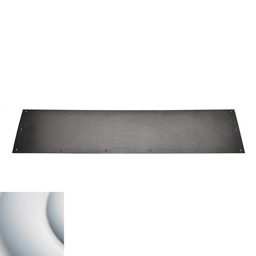 Baldwin - Satin Chrome Kick Plate