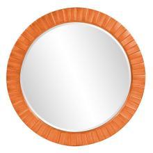 View Product - Serenity Mirror - Glossy Orange