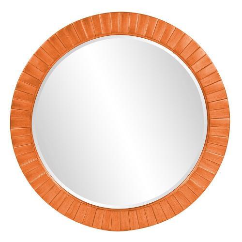 Howard Elliott - Serenity Mirror - Glossy Orange