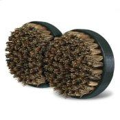 SpeediClean All-Natural Palmyra Bristle Replacement Scrubber Pads