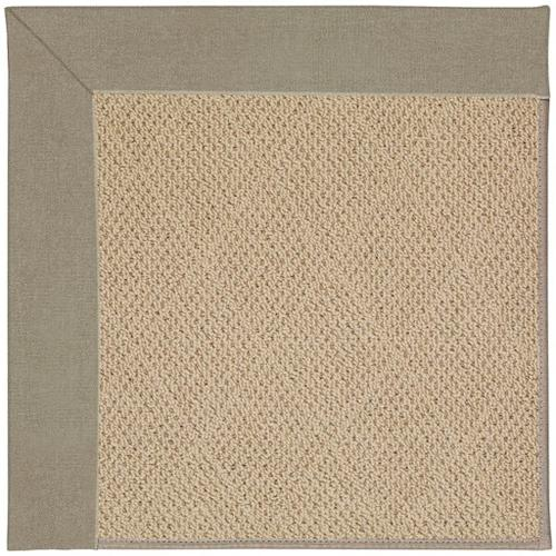 "Creative Concepts-Cane Wicker Canvas Taupe - Rectangle - 24"" x 36"""