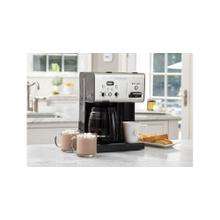 See Details - Coffee Plus 12 Cup Programmable Coffeemaker plus Hot Water System