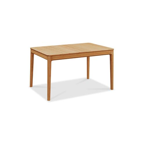 "Mija Laurel 50 - 68"" Extendable Dining Table, Caramelized"