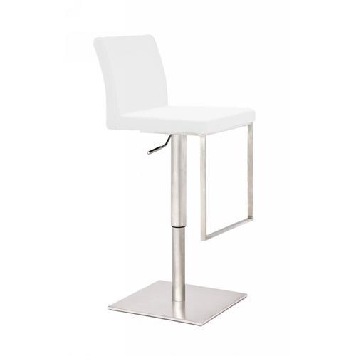 VIG Furniture - Modrest Folsum - Modern White Bar Stool