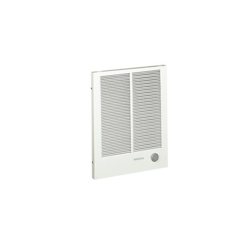 Broan® Wall Heater, High Capacity, 2000/4000W 240VAC, 1500/3000W 208VAC