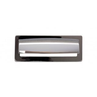 Product Image - Hollin Cup Pull 3 3/4 Inch (c-c) - Polished Chrome
