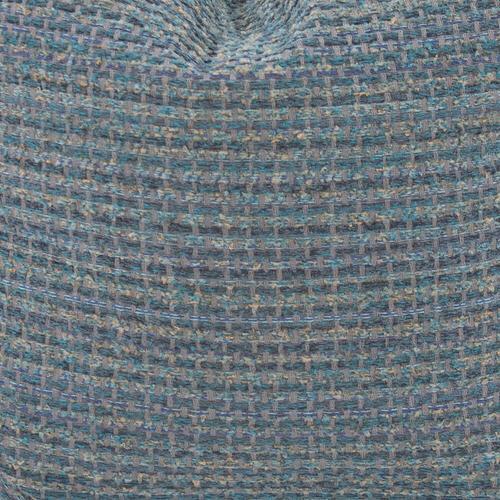 Howard Elliott - Scroll Puff Chair Alton Indigo