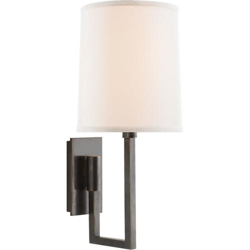 Visual Comfort - Barbara Barry Aspect 1 Light 6 inch Bronze Decorative Wall Light