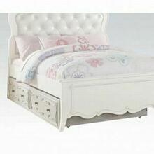ACME Edalene Trundle (Twin) - 30508 - Pearl White