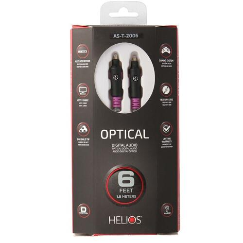 Metra Home Theater - Series 2000 Optical Cable (6 FT)