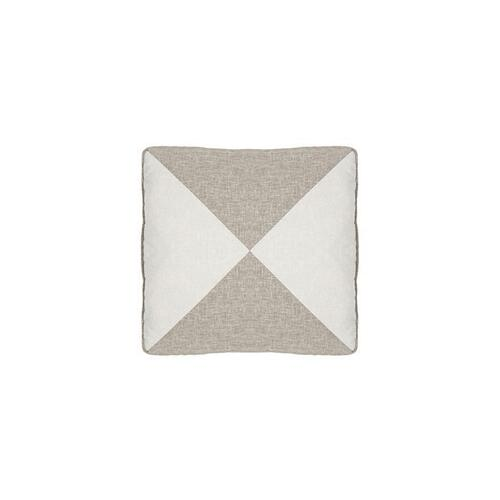 Fairfield - Welted Square Mitered Pillow