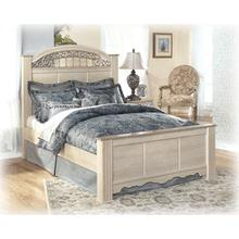 See Details - Queen Poster Bed