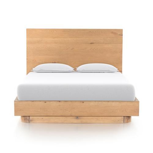 Four Hands - Mallory Bed-light Oak-queen